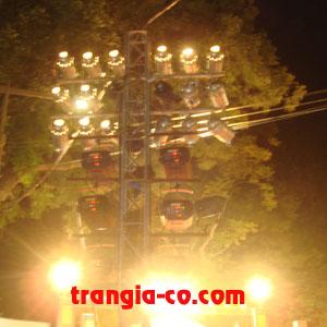 Tổ chức sự kiện Trần Gia - Cho thuê ánh sáng