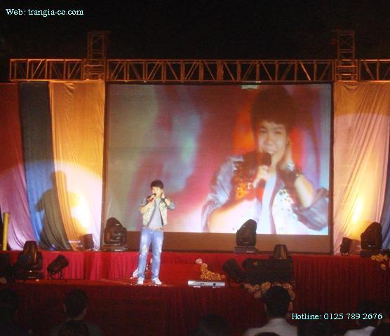Tổ chức sự kiện Trần Gia - Cho thuê âm thanh, ánh sáng, dàn dựng sân khấu