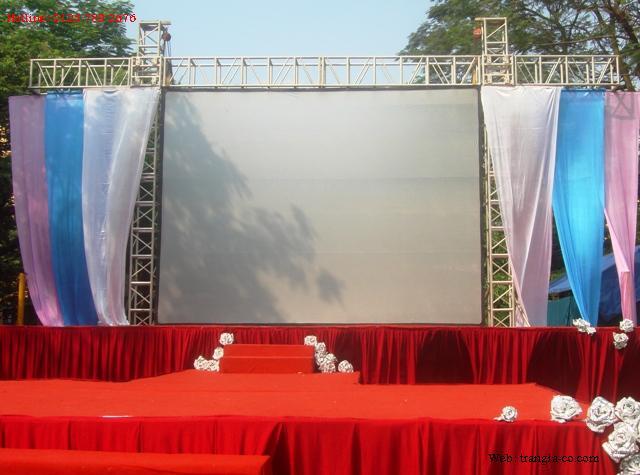 Tổ chức sự kiện Trần Gia - Dàn dựng sân khấu