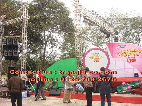 Tổ chức sự kiện Trần Gia - Dịch vụ thiết kế sân khấu, âm thanh