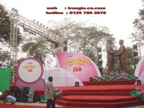 Tổ chức sự kiện Trần Gia - Dàn dựng sân khấu, cho thuê âm thanh, ánh sáng